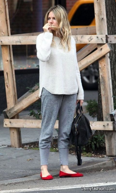 Cute Sweatpants Outfits – How To Wear Sweatpants In Public 2019-2020