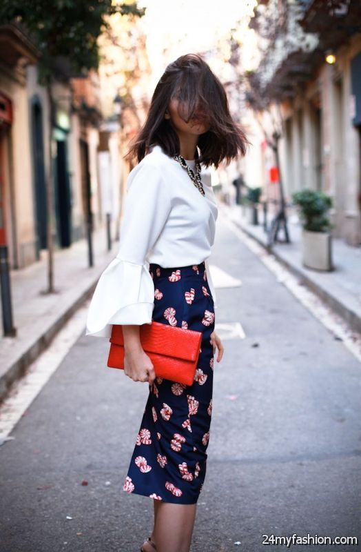 How To Wear A Bell Sleeve Top 2019-2020