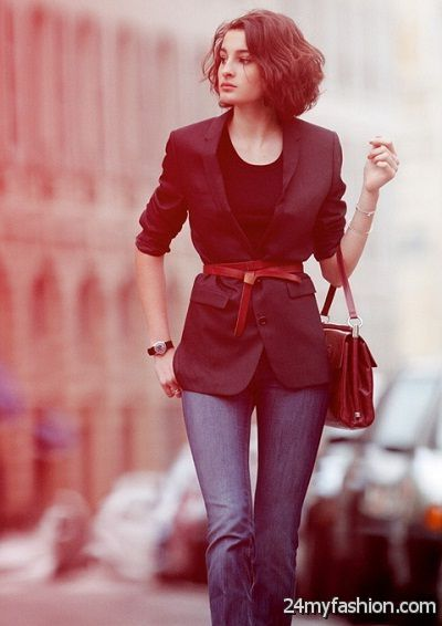 How To Wear A Belt To The Office 2019-2020