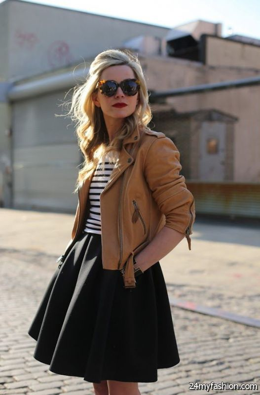 How To Wear A Black Skirt 2019-2020