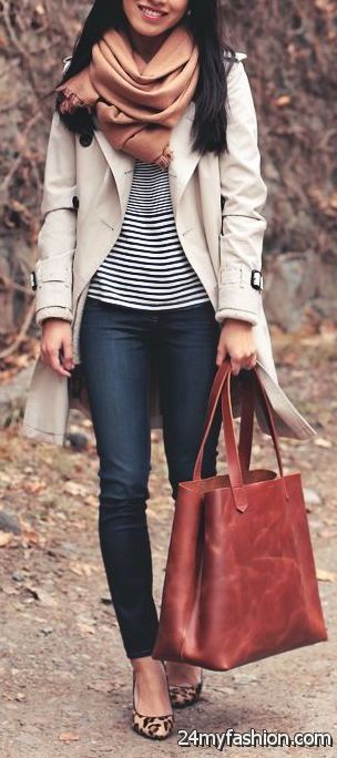 How To Wear A Coat With Jeans 2019-2020
