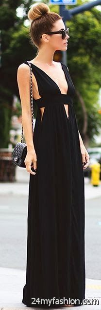 How To Wear A Maxi Dress 2019-2020