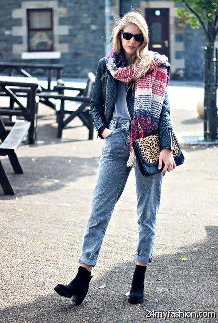 How To Wear Boyfriend Jeans (Outfit Ideas) 2019-2020