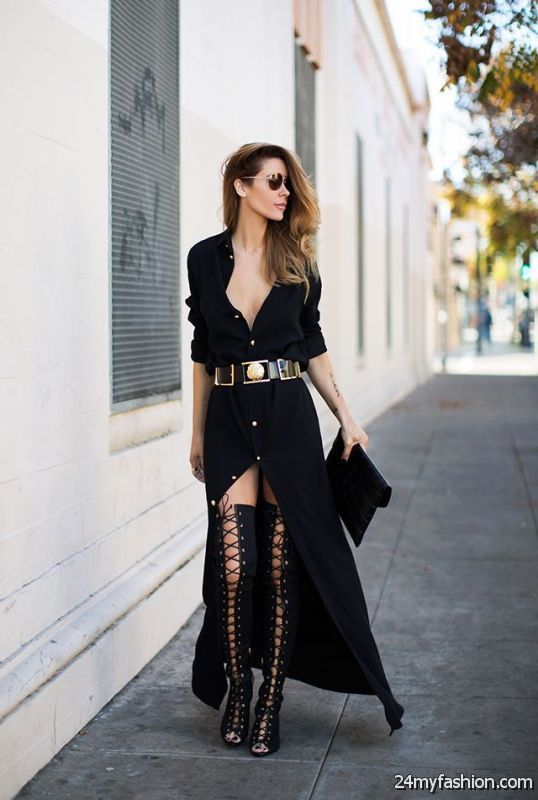 How To Wear Lace Up Shoes 2019-2020