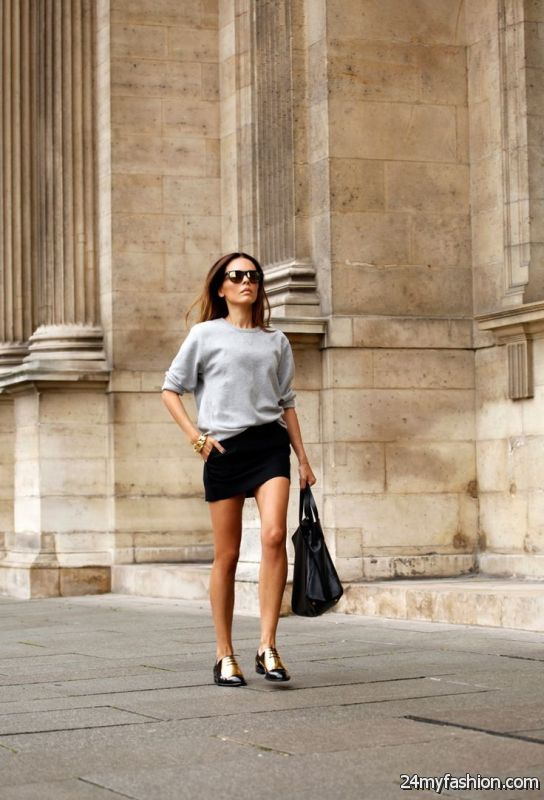 How To Wear: Oxfords And Brogues Outfit Ideas 2019-2020