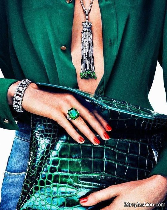 Jewelry Trends To Follow This Year 2019-2020
