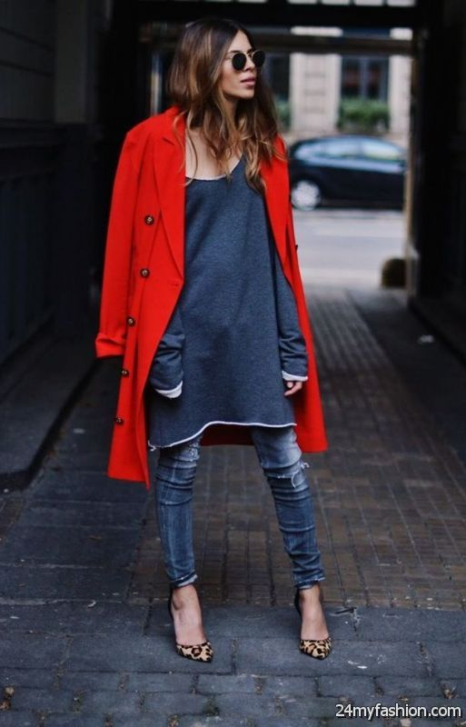 Layered Looks With Dresses 2019-2020