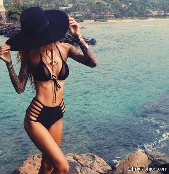 Most Inspiring Bikinis And Swimsuits 2019-2020