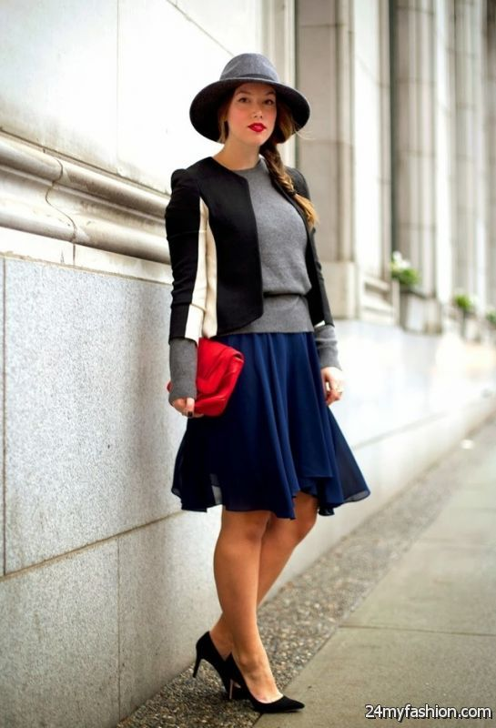 Parisian Chic Style And French Outfit Ideas 2019-2020