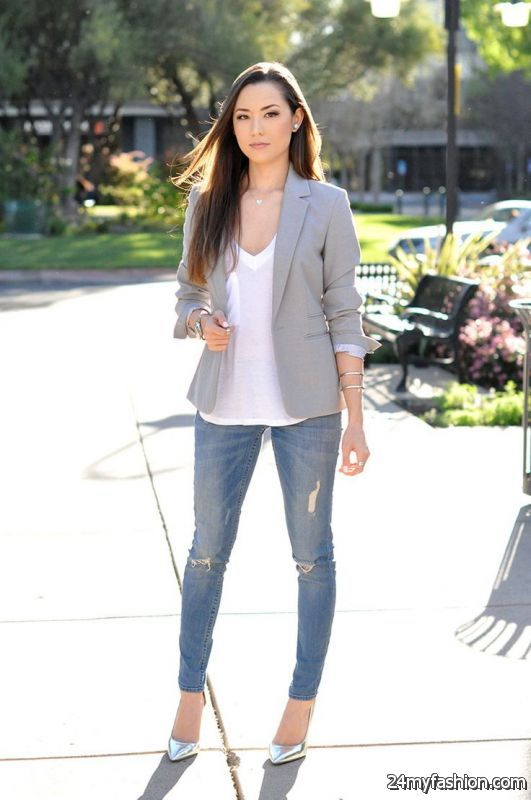 Smart Casual Outfit Ideas With Blazers 2019 2020 B2b Fashion