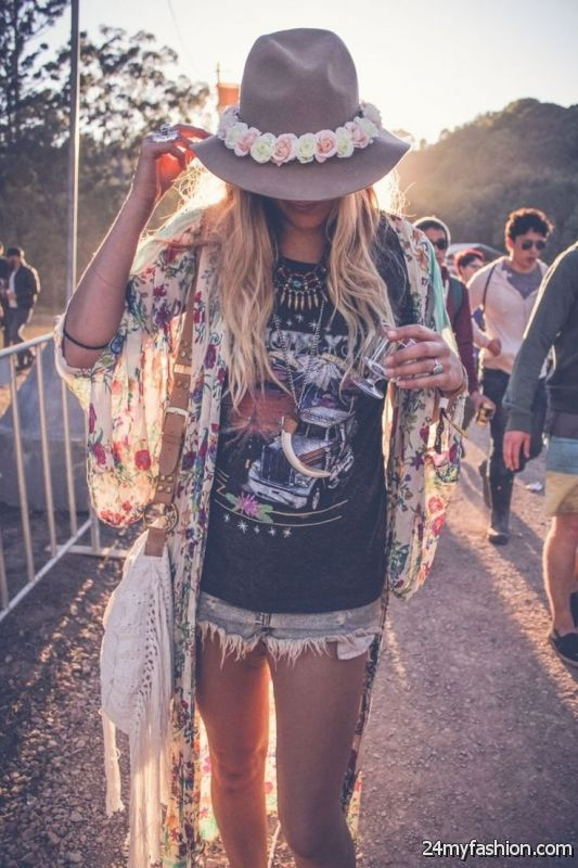 Summer Bohemian Hats For Boho Chic 2019-2020