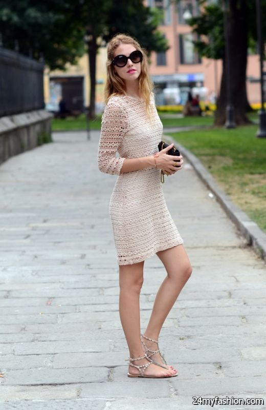Tips on How to Wear a Nude Dress 2019-2020