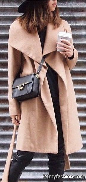 Women's Fall Coats And How To Wear Them 2019-2020