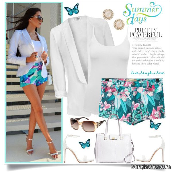 Casual Style For Women Over 30 To Try This Summer 2019-2020