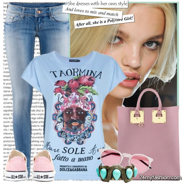 Casual Summer Fashion Trends 2019-2020