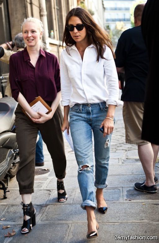 How To Wear Relaxed Fit Jeans 2019-2020