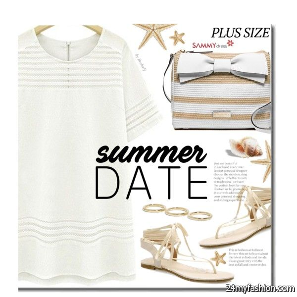 Plus Size Women After 50 Fashion Guide For Summer 2019-2020
