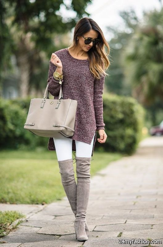 Urban Chic Outfit Ideas For Fall 2019-2020