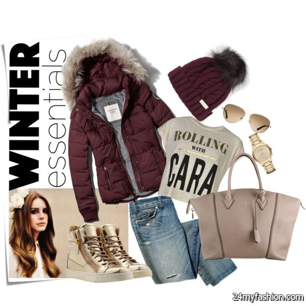 Women After 40 Can Wear These Winter Travel Outfits 2019-2020
