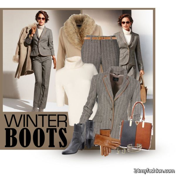Women In 60 Work Clothing For Winter 2019-2020