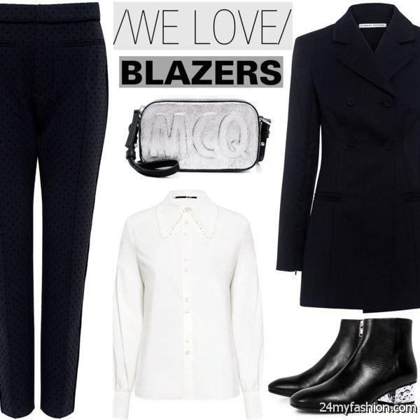 Women Over 50 Blazers Fashion Guide 2019-2020