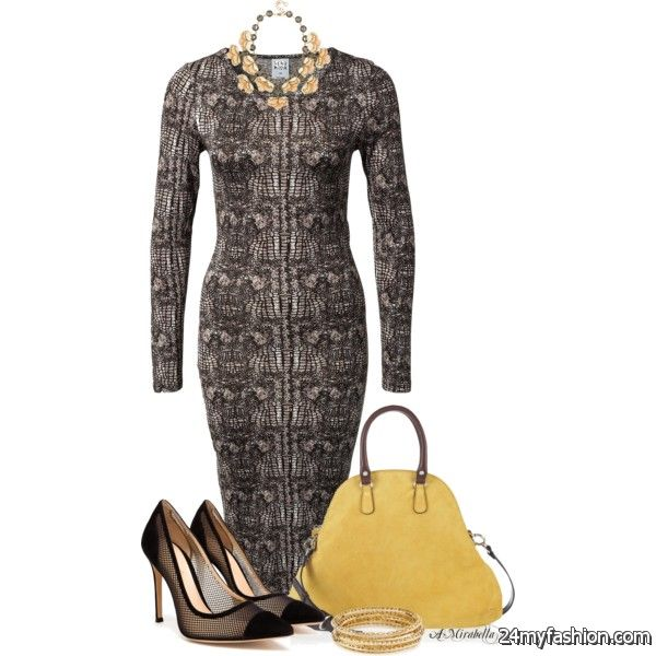 Women Over 50 Should Wear Perfect Dresses 2019-2020