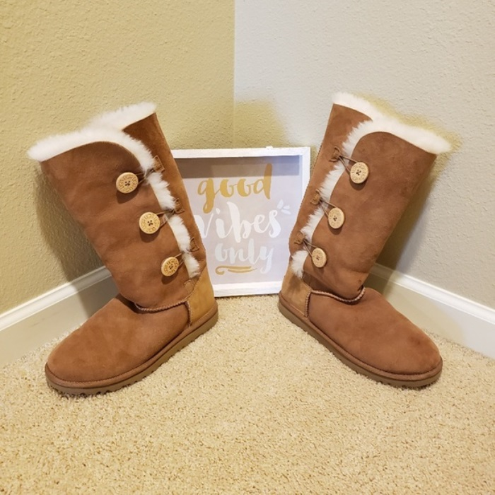 Purchase During a UGG Clearance Sale
