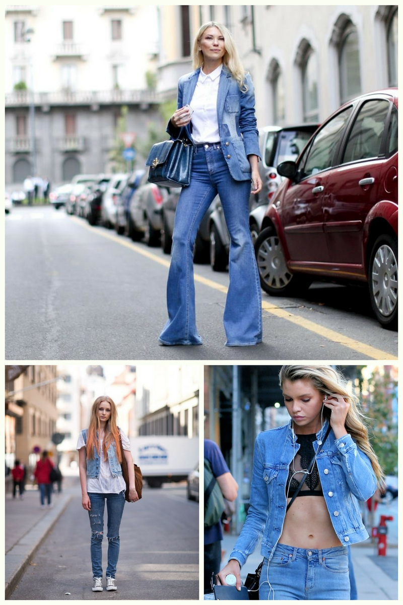 Double Denim Looks For Women To Try This Fall 2020