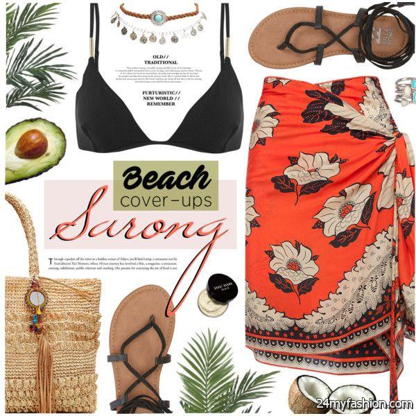 Best Beach Cover-Ups For Summer 2019-2020