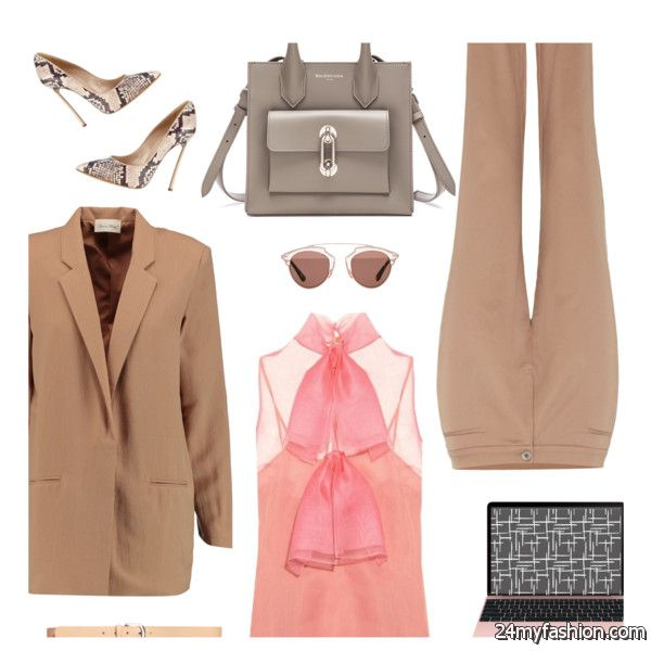 Business Pant Suits For Women 2020-2021