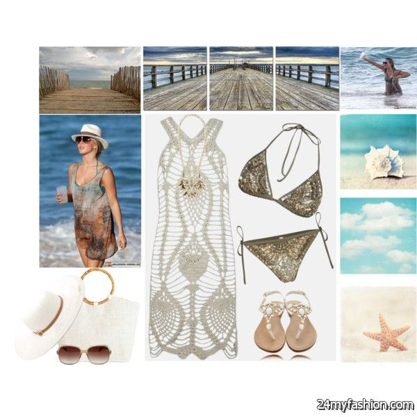 Crochet Swimwear For Summer Season 2019-2020