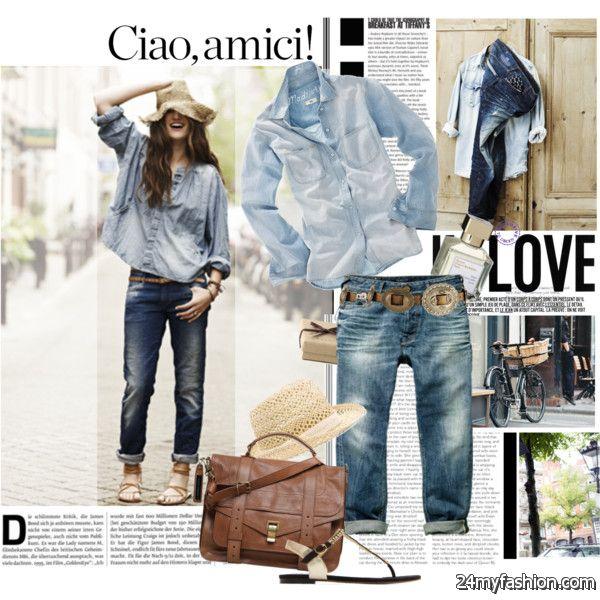 How To Wear Boyfriend Jeans In The Summertime 2020-2021