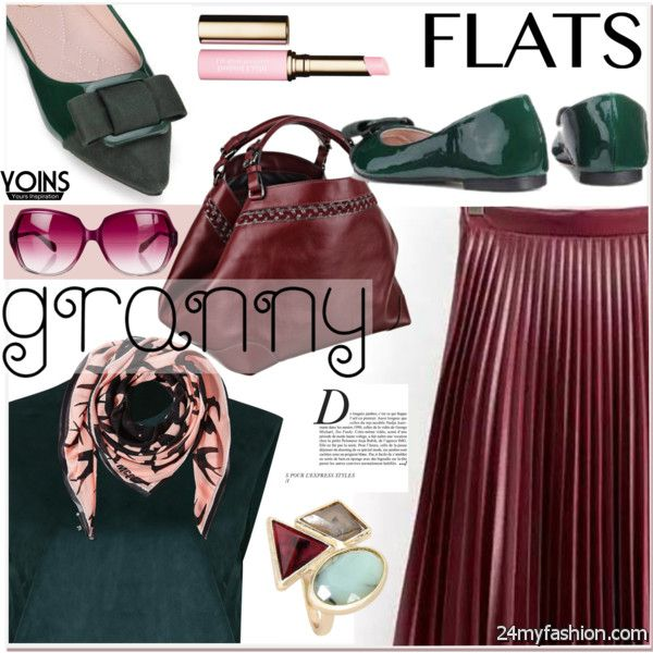 How To Wear Flat Pumps With Skirts 2020-2021