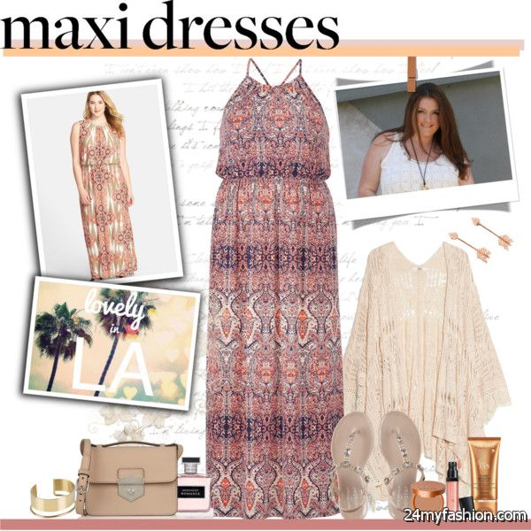Maxi Dresses Are Still In Style And That's How To Wear Them 2020-2021
