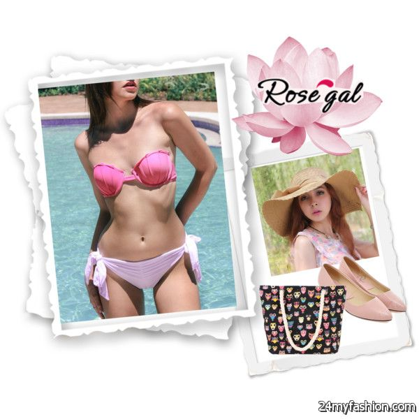 Mismatched Bikinis Is All You Need This Summer 2019-2020
