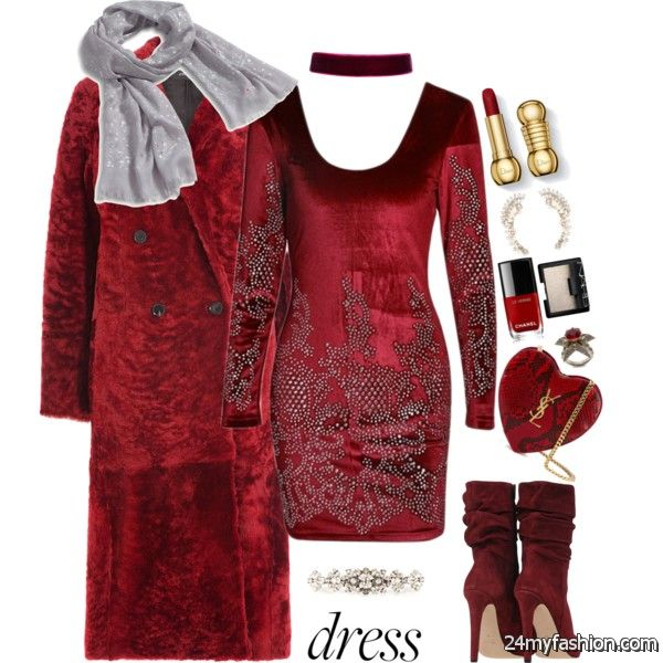 The Dos & Don'ts of Wearing Red Dresses 2020-2021