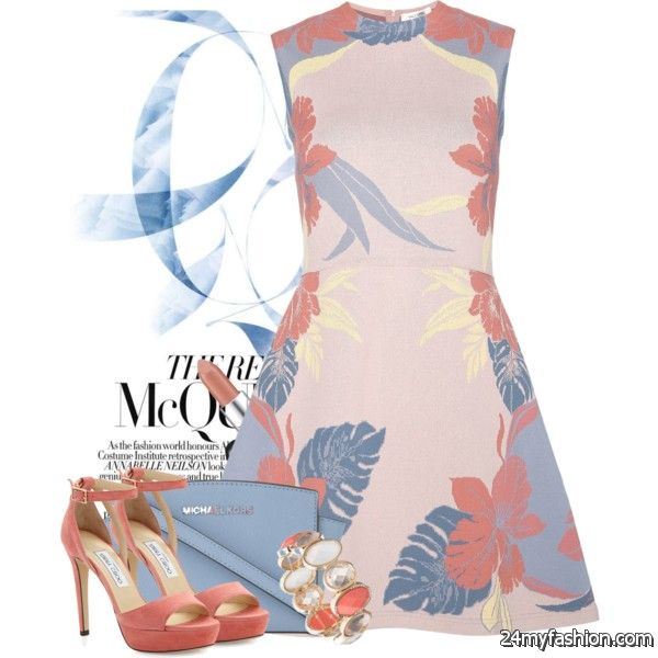 What Shoes To Wear With Floral Dresses 2020-2021