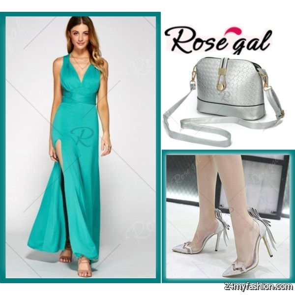 What Shoes To Wear With One Color Maxi Dresses 2020-2021